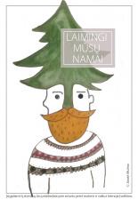 Mano Kalėdos barzdotos